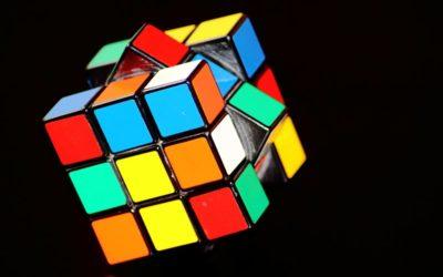 Elämä on kuin Rubikin kuutio