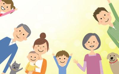 Moniperheryhmä – Ryhmä koko perheelle